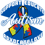 Autumn Advocate Ribbon