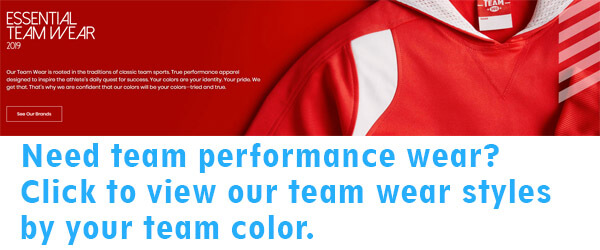 View performance team wear styles