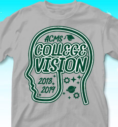 College Bound Shirt Designs - College Profile - cool-596c3