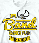 High School T-Shirts - Our Mark - desn-740o8