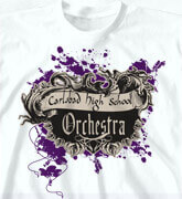 High School T-Shirts - Old World - clas-695p2