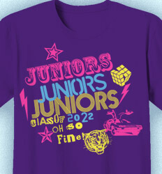 Junior Class Shirts - Midway Madness - clas-950p8