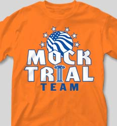 Mock Trial Shirts - Equality Team cool-209e1