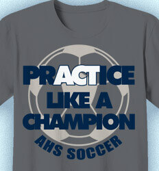 Soccer Shirt Designs - Soccer Camp Quote - idea-337s1