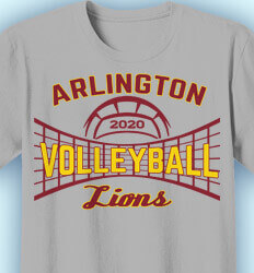 Volleyball T-Shirt Designs - Team Squeeze - idea-215t1